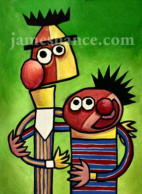 'Bert & Ernie '
