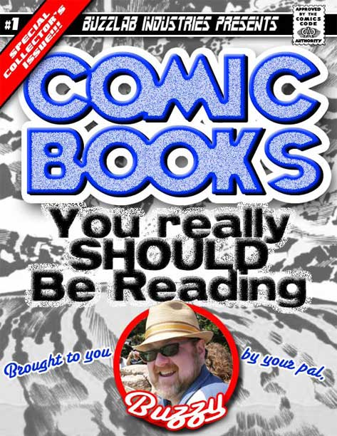 Comics Guide cover