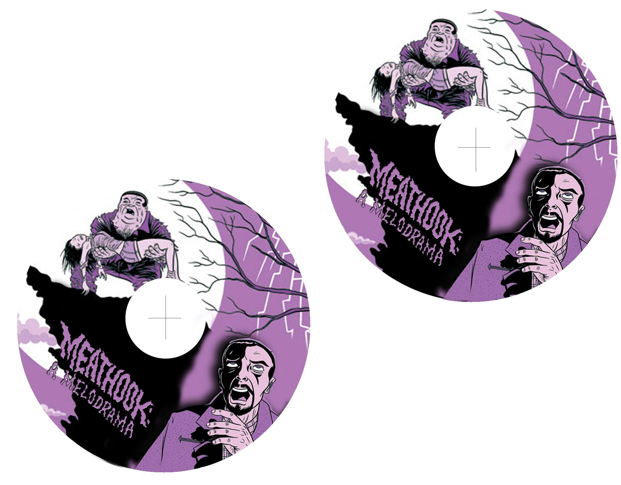 DVD Disk Art