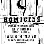 Hillbilly Homicide Fundraiser